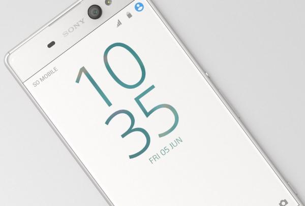 Sony Xperia XA Ultra — смартфон с фронтальной камерой на 16 МП