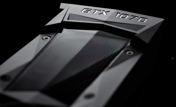 Официальные характеристики NVIDIA GeForce GTX 1070