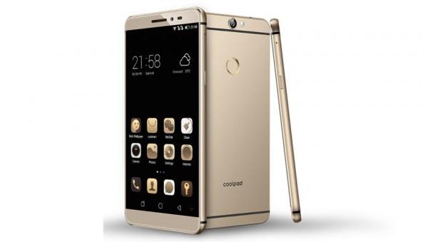 Max — новый 5,5-дюймовый смартфон от Coolpad