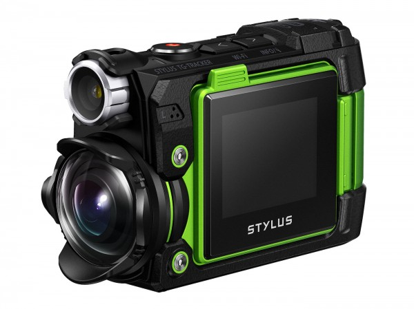 Stylus TG-Tracker: первая экшен-камера от Olympus