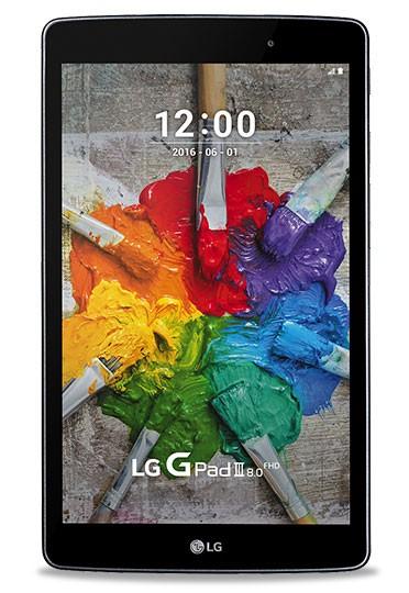 Состоялся релиз 8-дюймового планшета LG G Pad III 8.0