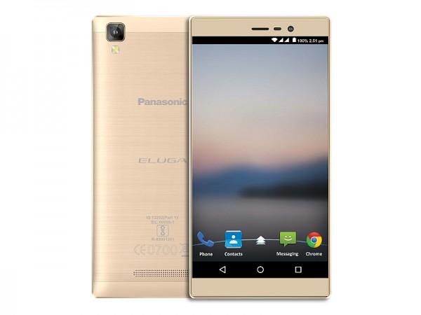 Panasonic Eluga A2 оснащен модемом LTE и аккумулятором на 4000 мАч