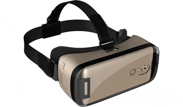 ZTE VR — недорогой шлем виртуальной реальности