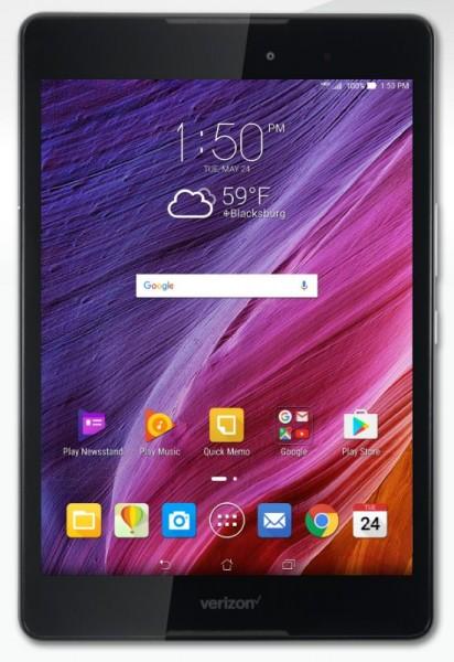 @evleaks рассекретил характеристики планшета Asus Zenpad Z8