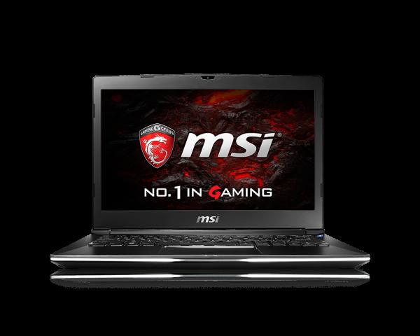 MSI GS32 6QE Shadow — компактный игровой ноутбук