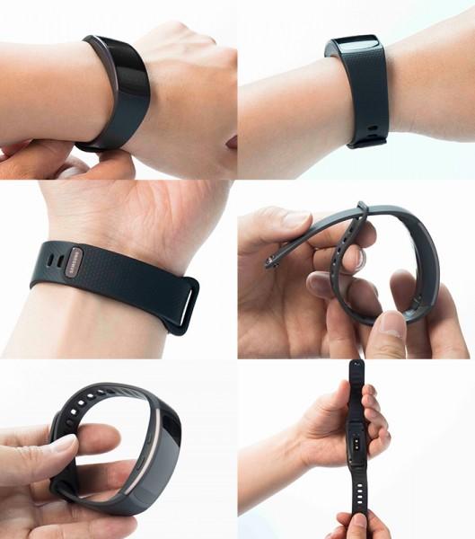 Samsung Gear Fit 2: фитнес-браслет под управлением Tizen OS