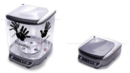 Портативная стиральная машина