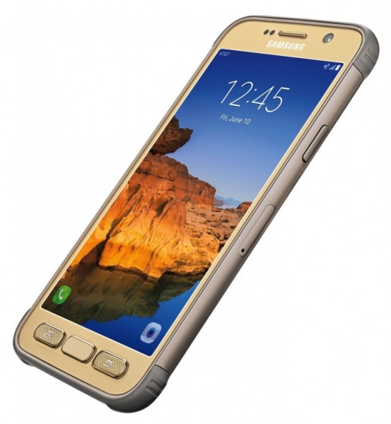 Galaxy S7 active — защищенный смартфон от Samsung