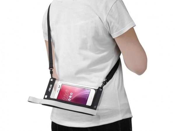 Asus ZenPouch — сумочка для умного телефона