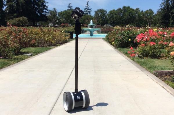 360 Camera Dolly — робот для 360-градусной съемки