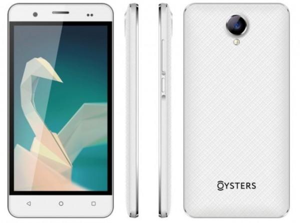 Oysters SF — умный телефон под управлением Sailfish OS