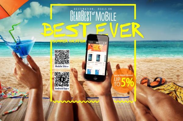 Мобильный Gearbest: покупаем гаджеты за 10 центов