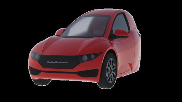 Electra Meccanica Solo: электрическое 3-колесное авто