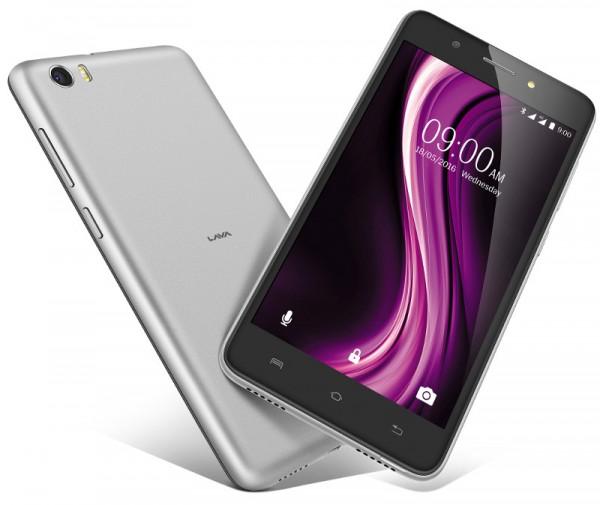 Lava X81 — смартфон с 4G и программной платформой Star OS 3.0