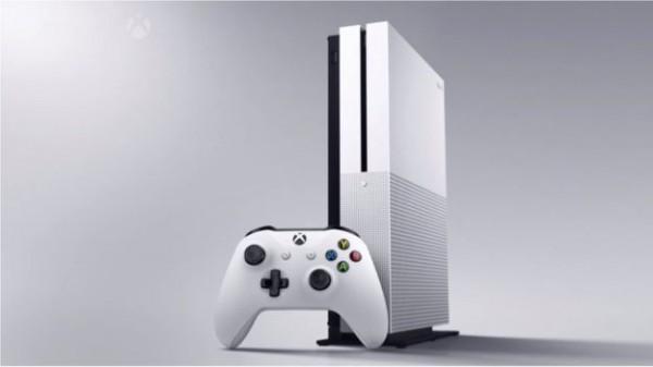Xbox One S — новая игровая консоль от Microsoft
