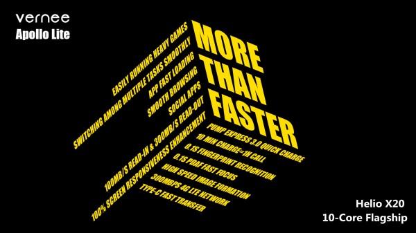 Больше чем просто быстрый: 12 мощных пунктов, которые делают Vernee Apollo Lite действительно быстры