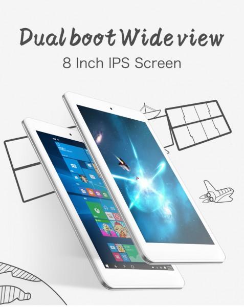 Cube iWork 8 Air: планшет с отличным разрешением экрана