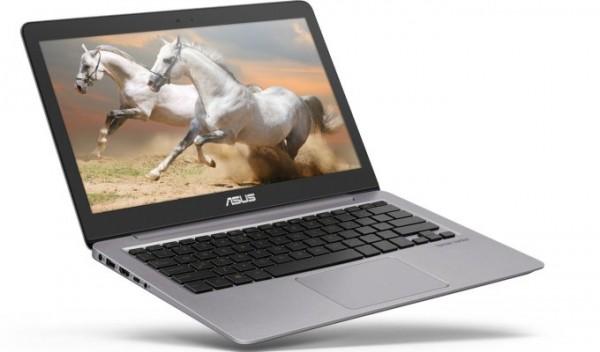 Asus ZenBook UX310UQ — тонкий ноутбук с дискретной видеокартой