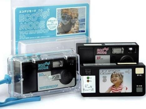 Одноразовая камера для подводной съемки