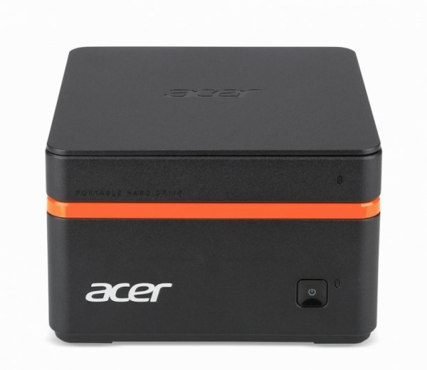 Представлен 2-ядерный неттоп Acer Revo Build на базе Celeron J3060