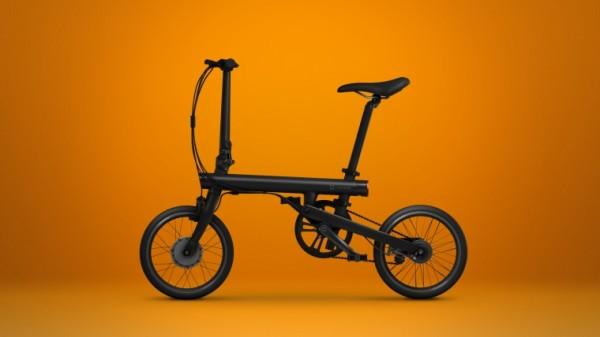QiCycle — складной электрический велосипед от Xiaomi
