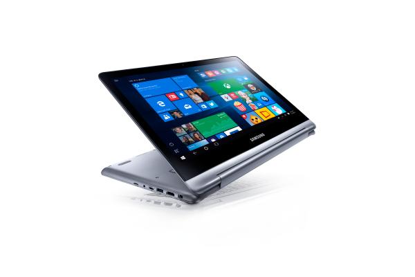 Samsung Notebook 7 Spin: ноутбук-перевертыш в стиле Lenovo Yoga