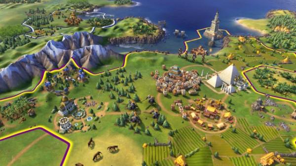 Американские школьники будут учиться по Civilization V