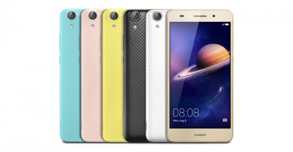 Huawei представила смартфоны Y6 II и Y6 II Compact