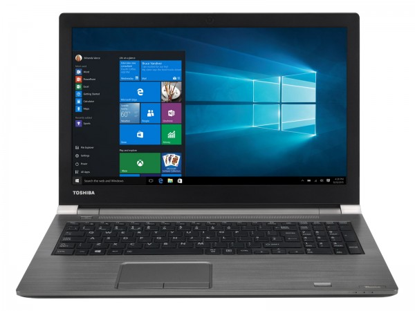 Tecra A50-C: обновленный бизнес-ноутбук от Toshiba