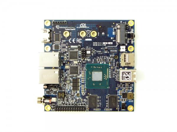 MinnowBoard Turbot Dual-E: одноплатный компьютер на базе Intel Atom