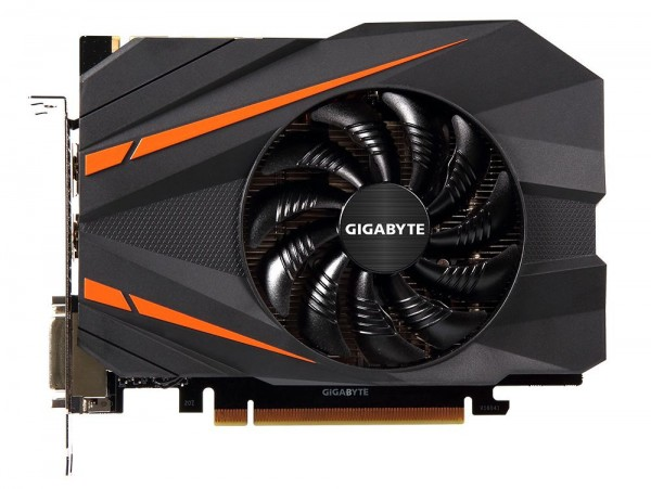 Gigabyte GeForce GTX 1070 Mini ITX — компактная видеокарта