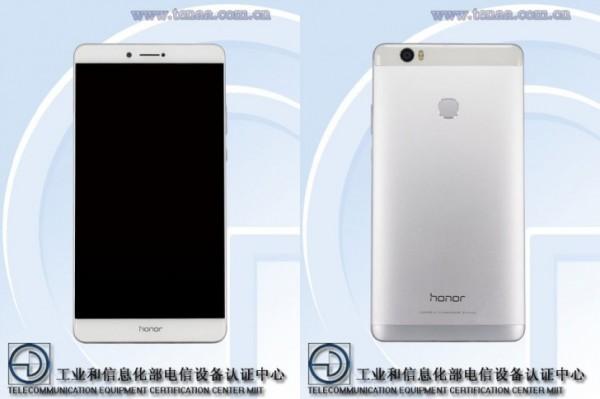 Планшетофон Huawei V8 Max «засветился» в TENAA