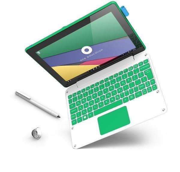 Infinity:One — ноутбук с отсоединяемым сенсорным экраном