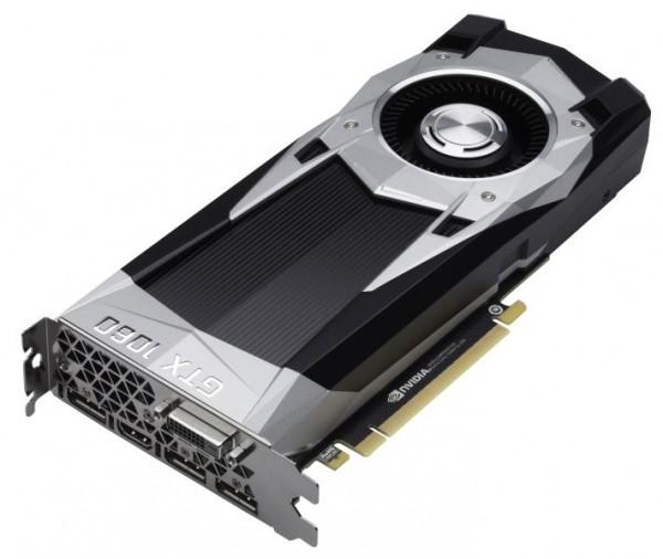 Видеокарта NVIDIA GeForce GTX 1060 представлена официально