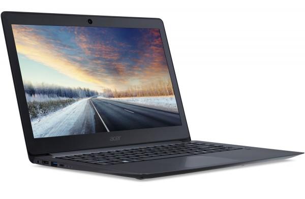 Acer TravelMate X349: 14-дюймовый ноутбук для бизнеса