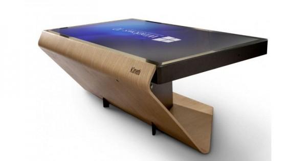 La Table — сенсорный стол от Kineti