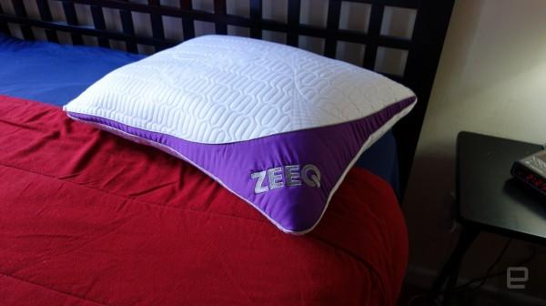 ZEEQ — умная подушка