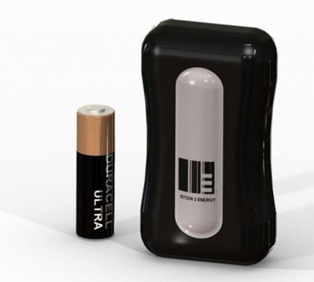 M2E Power зарядит телефон во время прогулки