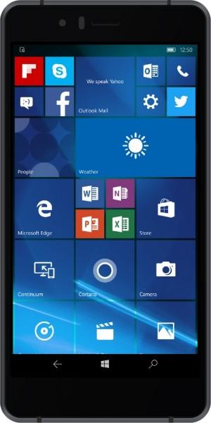 503LV — первый смартфон Lenovo на базе Windows 10 Mobile