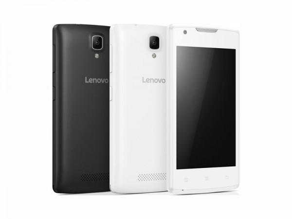 Vibe A — ультрабюджетный смартфон Lenovo