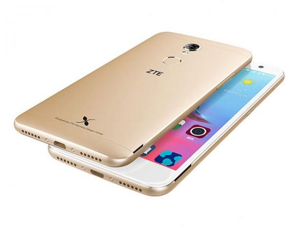 ZTE Small Fresh 4: 5,2-дюймовый смартфон со сканером отпечатков