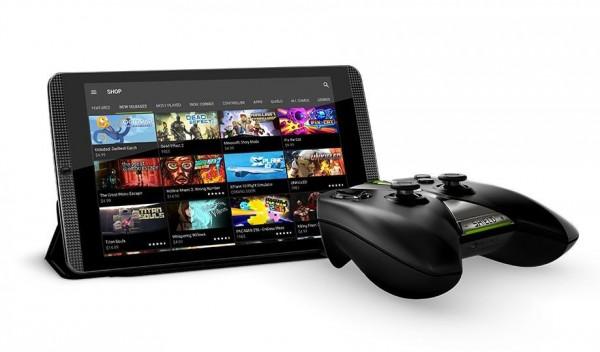 Новый планшет NVIDIA SHIELD «засветился» в сети