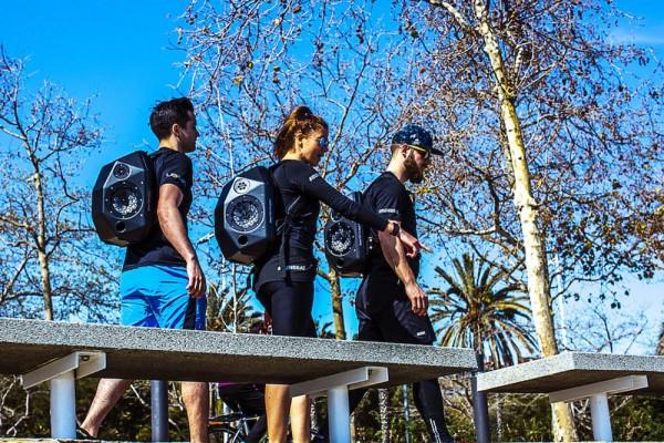 BeatBringer Speaker Backpack — рюкзак со встроенными динамиками