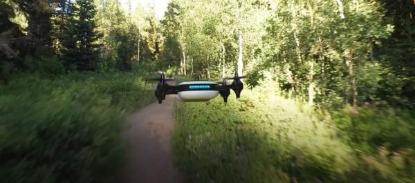 Квадрокоптер Teal развивает скорость до 137 км/ч