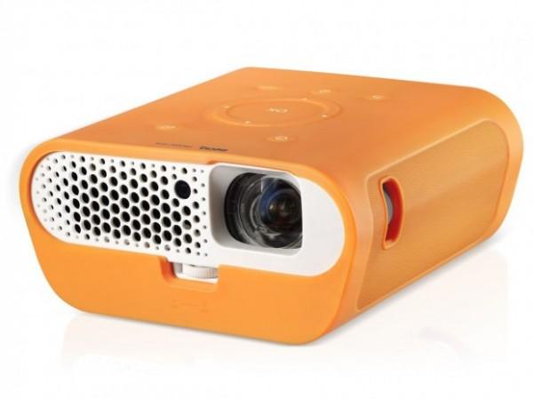 BenQ GS1 — портативный проектор с аккумулятором