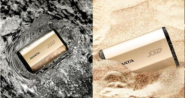 ADATA SE730 — внешний SSD с портом USB Type-C