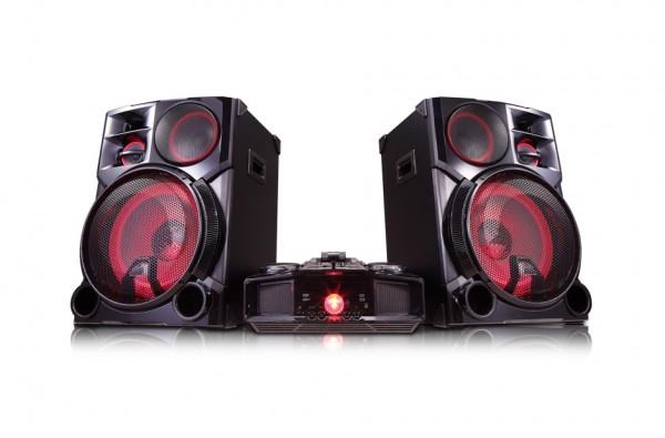 LG XBoom CM9960: акустическая система мощностью 4800 Вт