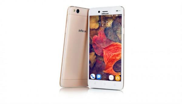 Infocus M535+: доступный 8-ядерный смартфон с 4G