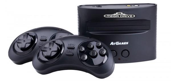 Представлен клон Sega Mega Drive