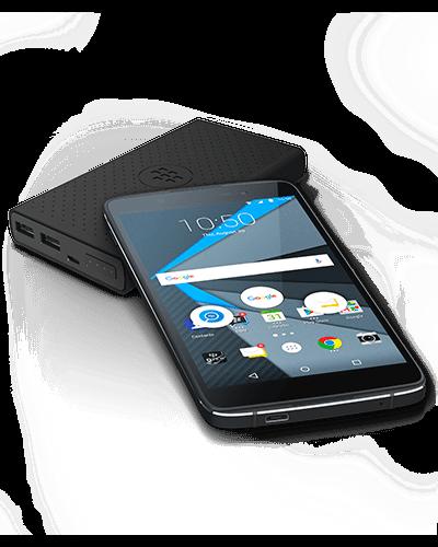 BlackBerry DTEK50 работает на Android 6.0